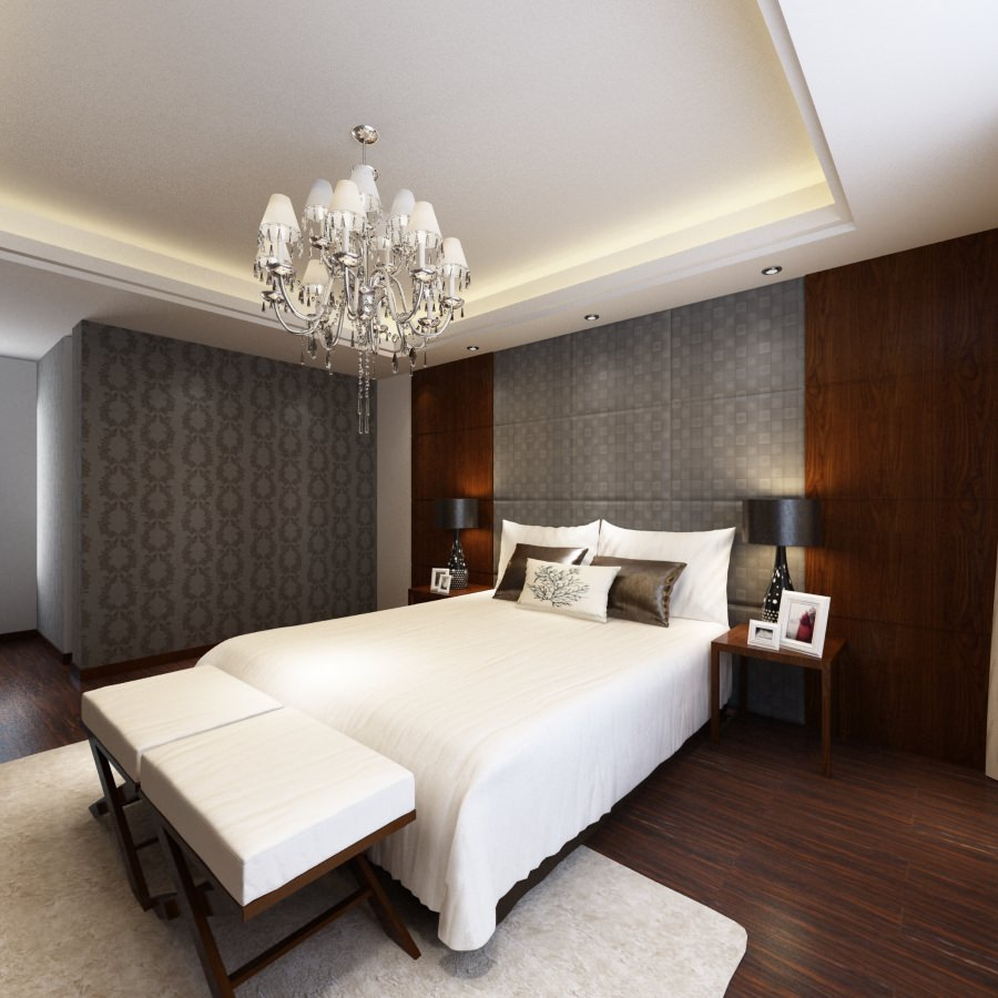 Model Bedroom Bedroom Or Hotel Room Photoreal Collection 3D Model Max