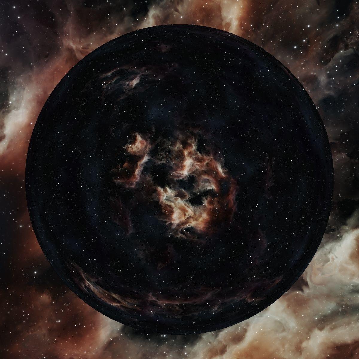 Nebula Space Environment HDRI Map 022 | Texture
