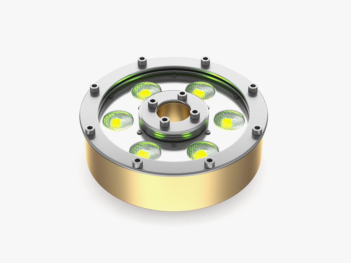 DTS LED Underwater Donut 6 FC