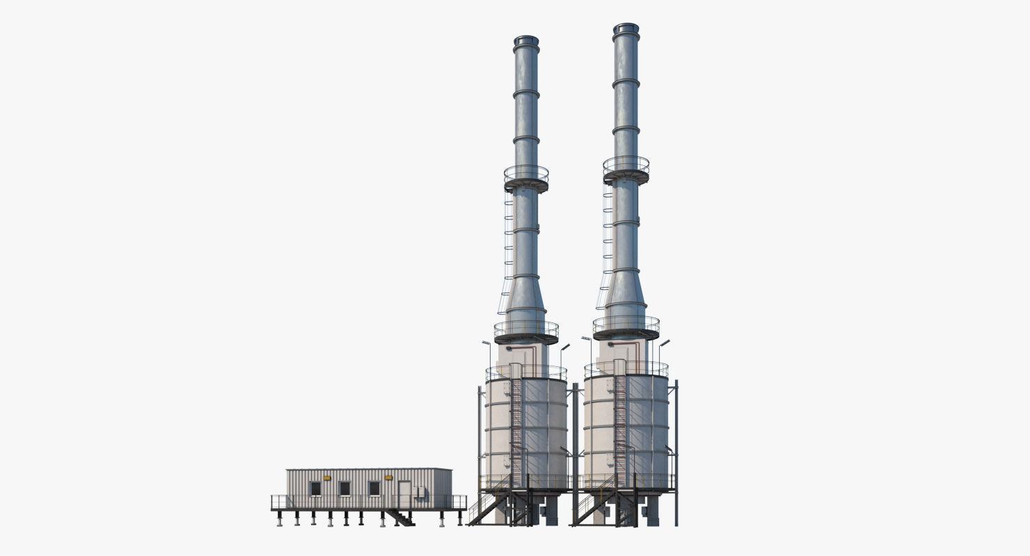 Refinery Module 002