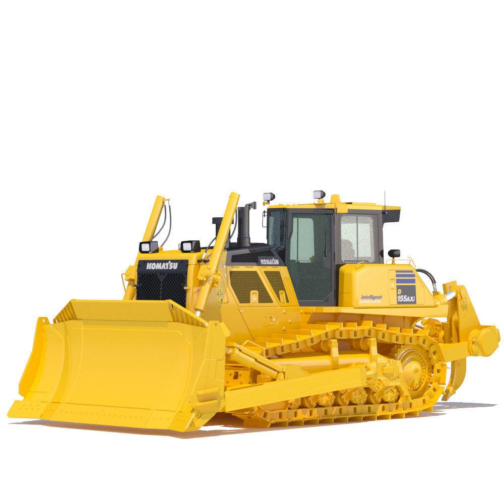 Bulldozer Komatsu D155AXi