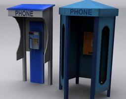 phone 3D model