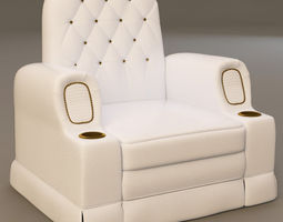 Cinema Seat armchair 3D
