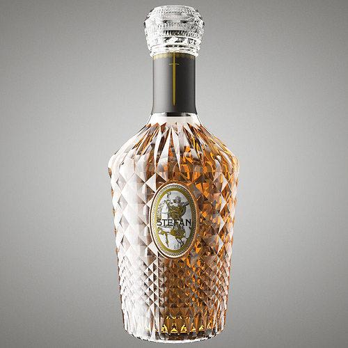 stefan cognac 3d model max obj mtl 1