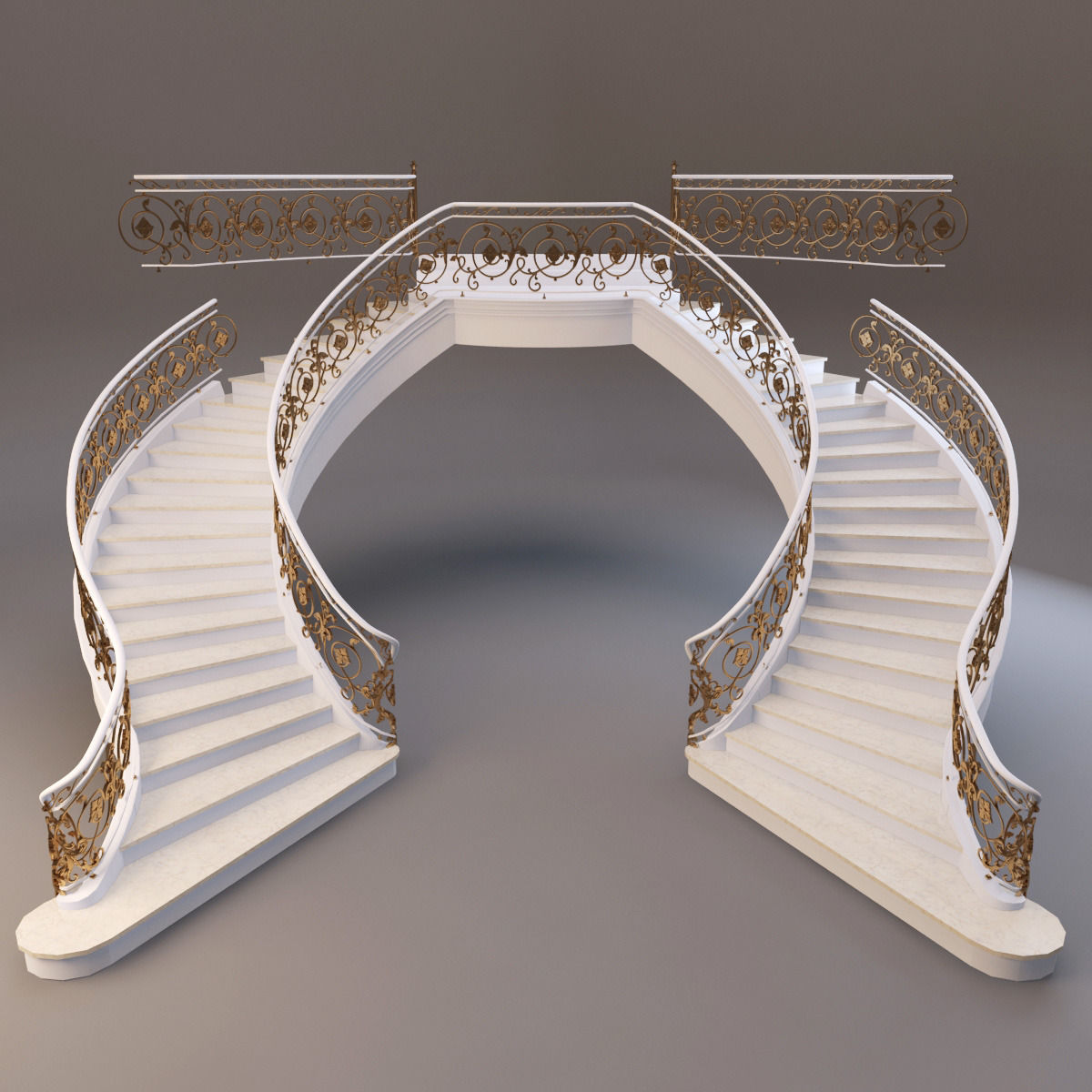 classical staircase 3