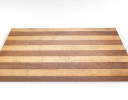 Chopping Board 3 3D model