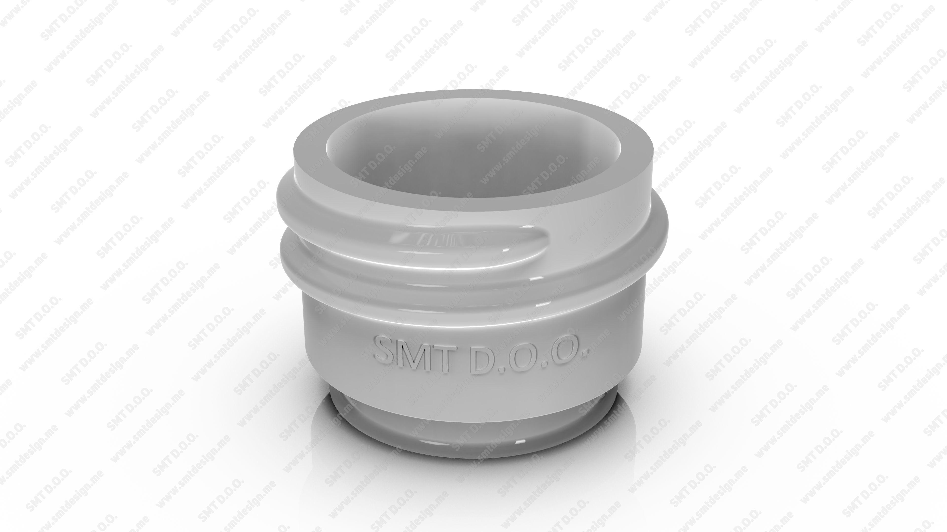 Neck of PET Preform - SP - 410 - 22 - L - BDF