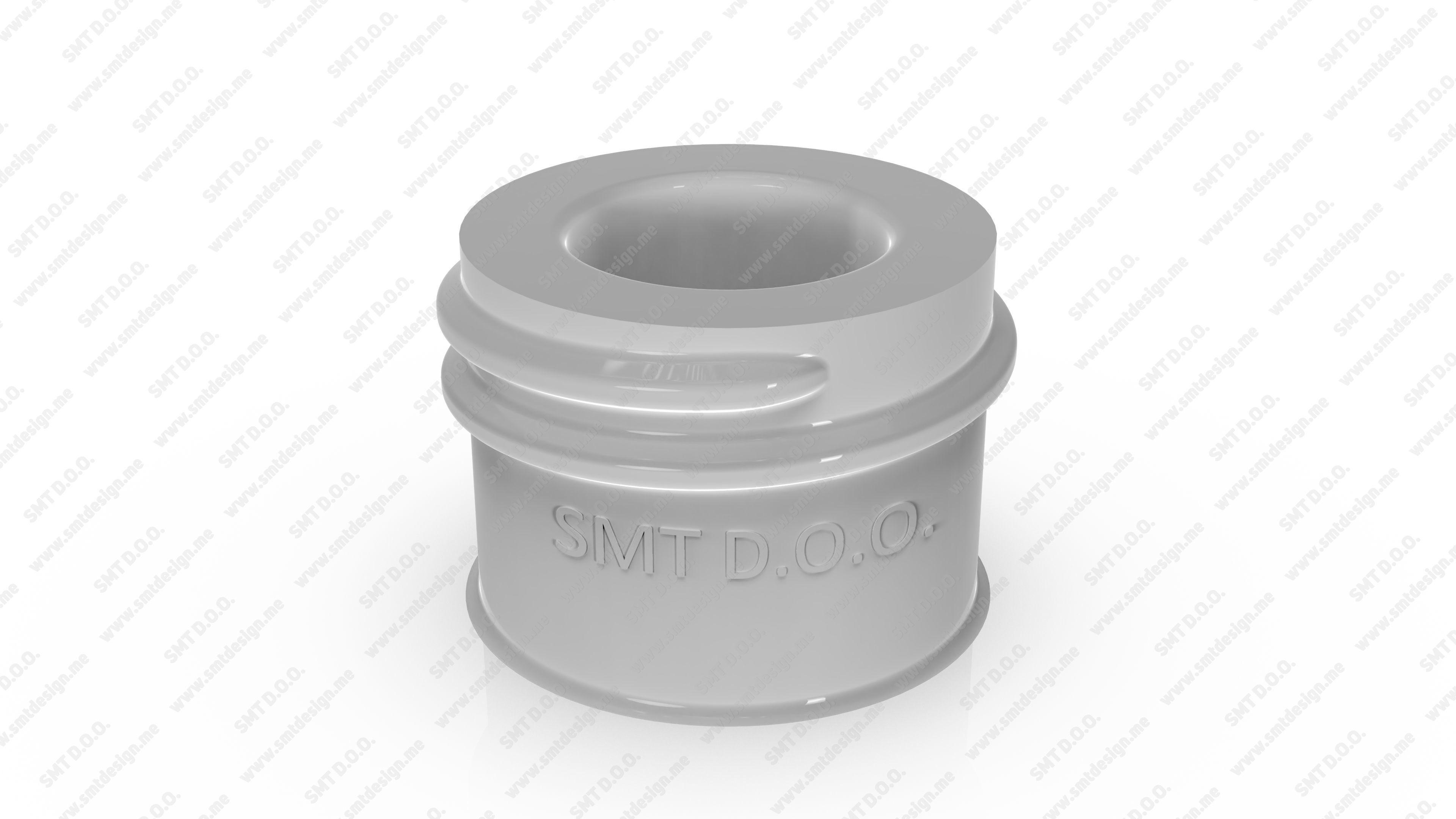 Neck of PET Preform - SP - 410 - 24 - L