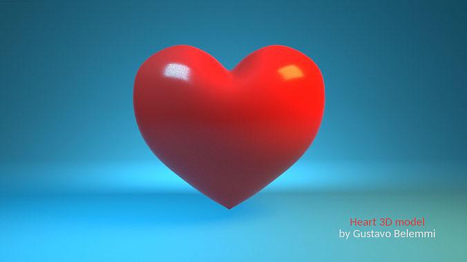 Simple symbolic heart
