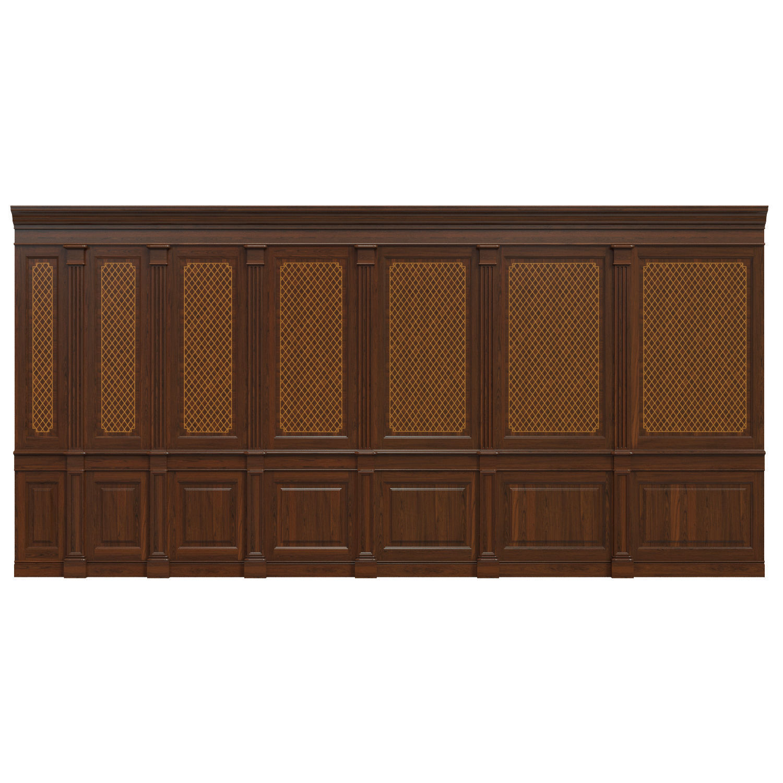 Wood panels with veneer  01