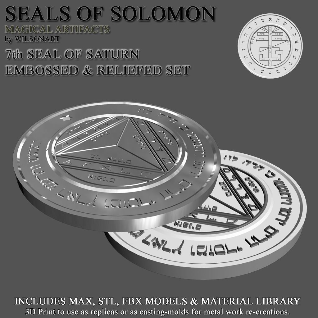 7th Seal of Saturn