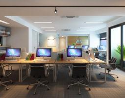 VPY office 3D model