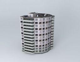 flats 3D Flat