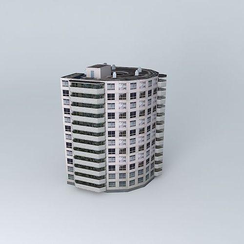 flat 3d model max obj 3ds fbx stl skp 1