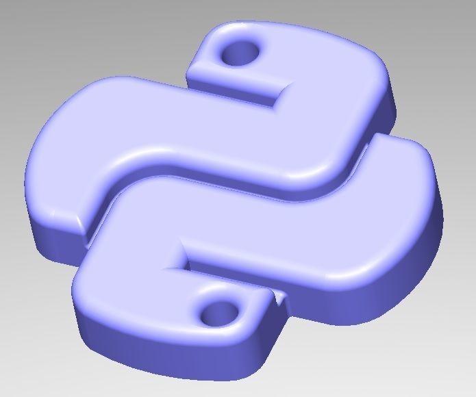 Python Keychain