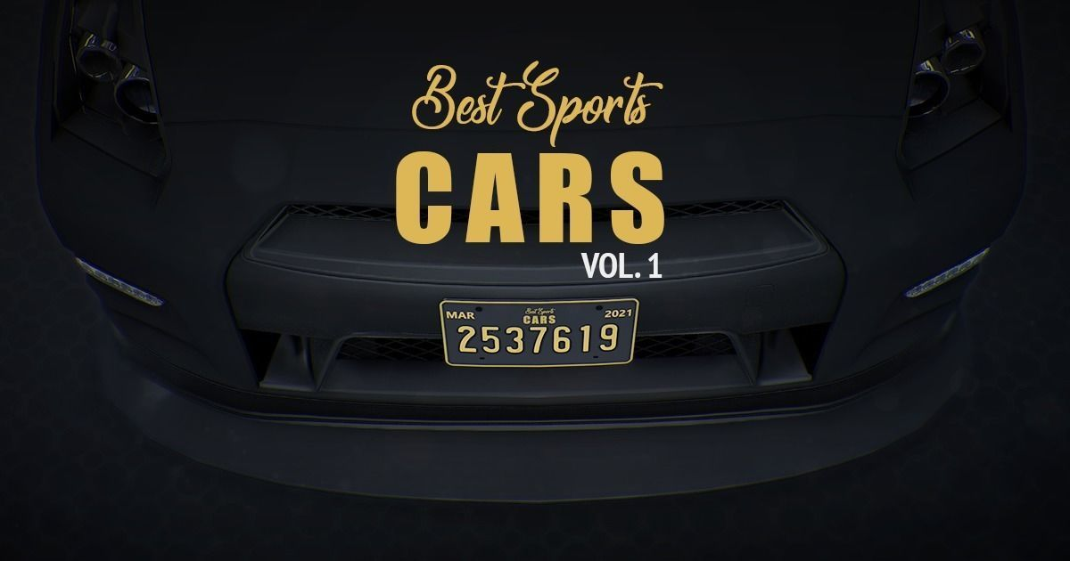 Best Sports CARS vol 1