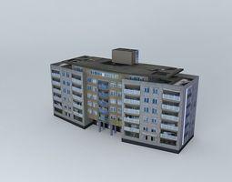Flat 3D structures
