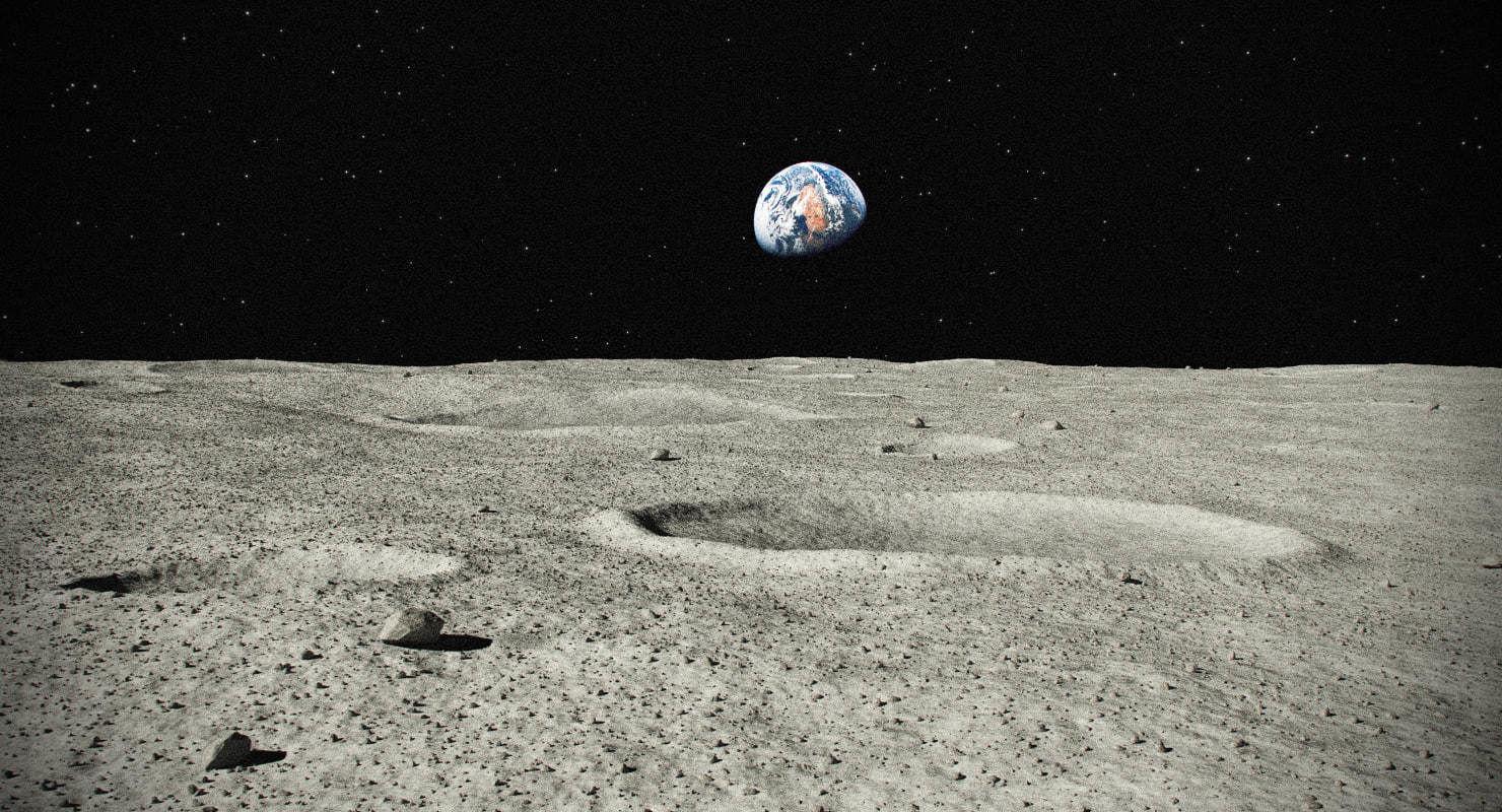 Moon Surface 002