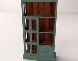 interior Bookcase 3D