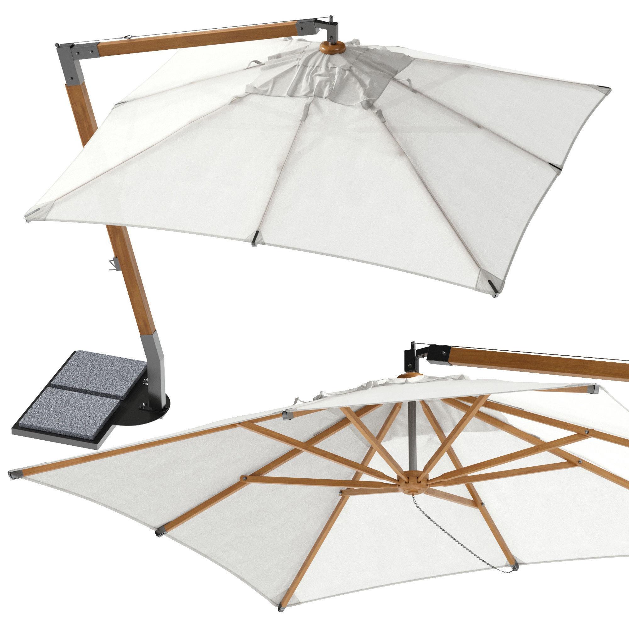 UNOPIU Martin Beach Umbrella