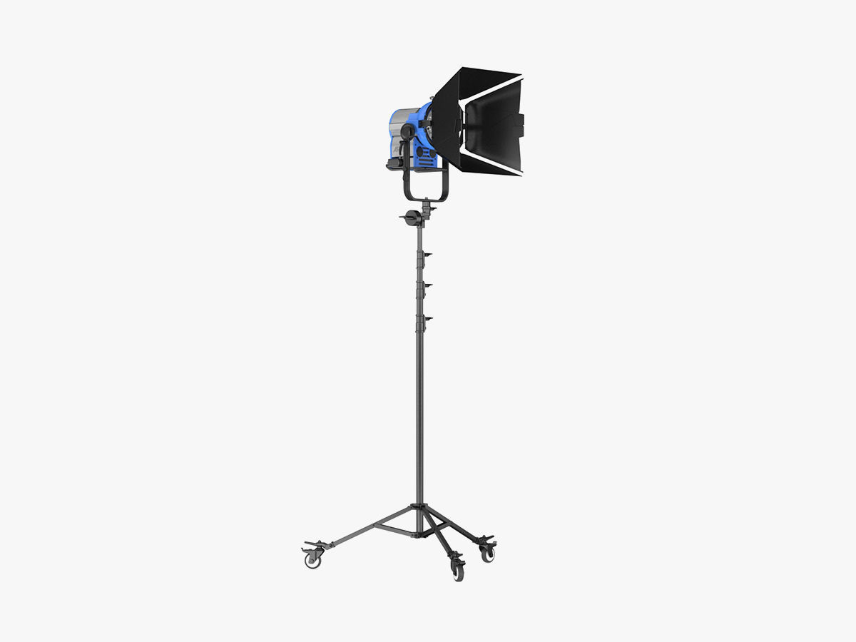 Arri Daylight M-Series M8 | 3D model