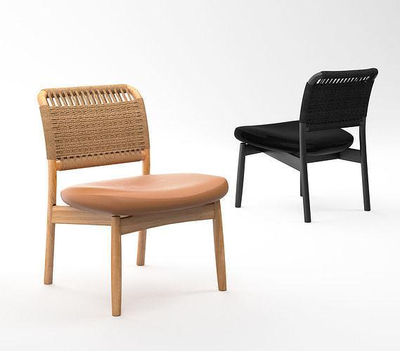 Ariake The Saga Low chair