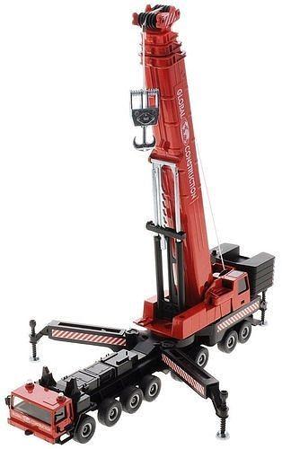 Siku Truck Crane Mega Lifter