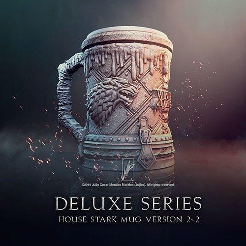 House Stark Jar V2 Game of Thrones