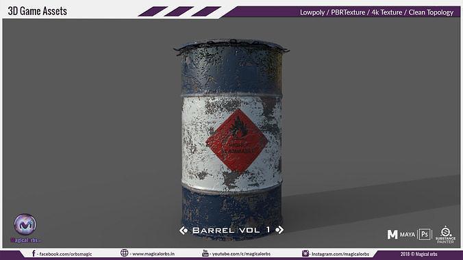 Barrel Vol 01