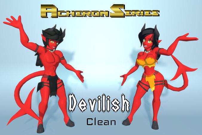 Acheron Devilish Clean