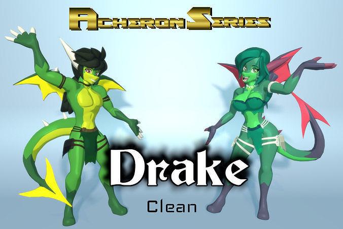 Acheron Drake Clean