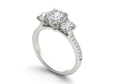 Engagement ring 132