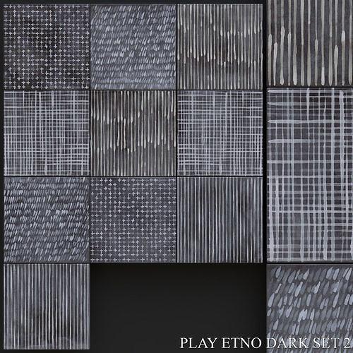 ABK Play Etno Dark Set 2