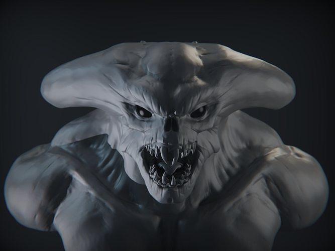 Demon Head 03