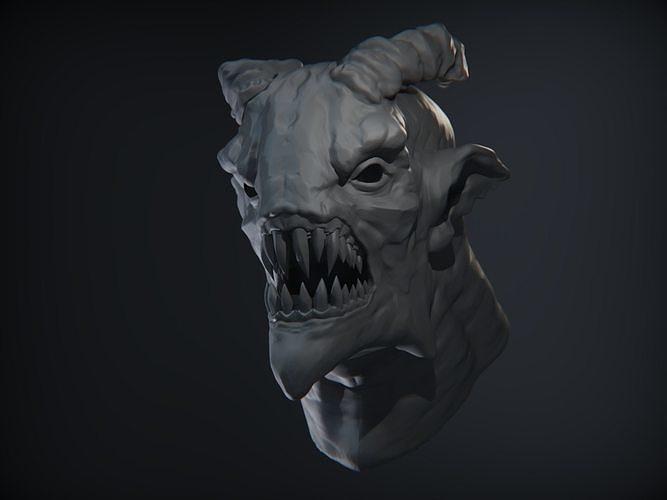 Demon Head 09