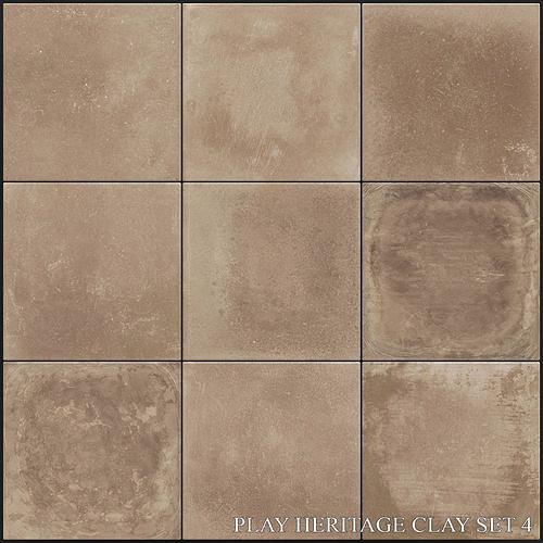 ABK Play Heritage Clay Set 4