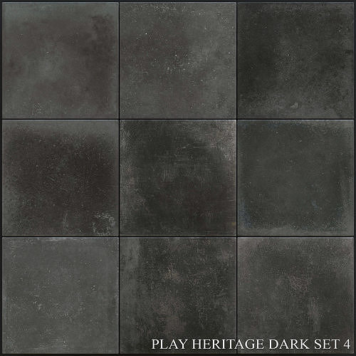 ABK Play Heritage Dark Set 4