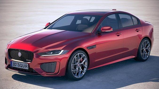 Jaguar XE R-Dynamic 2020