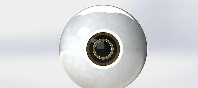deus ex inpired bionic eye