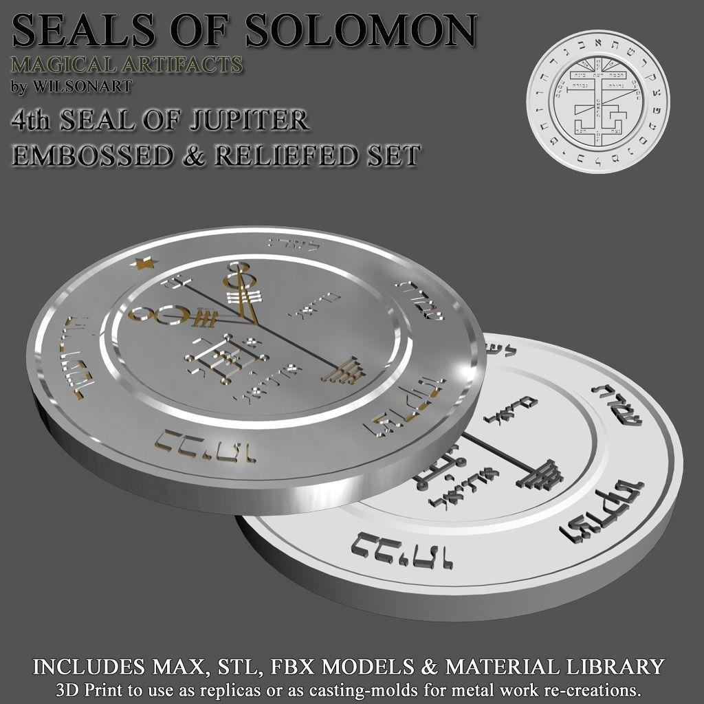 4th Seal of Jupiter