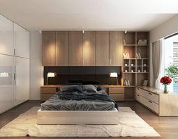 3D SAT bedroom