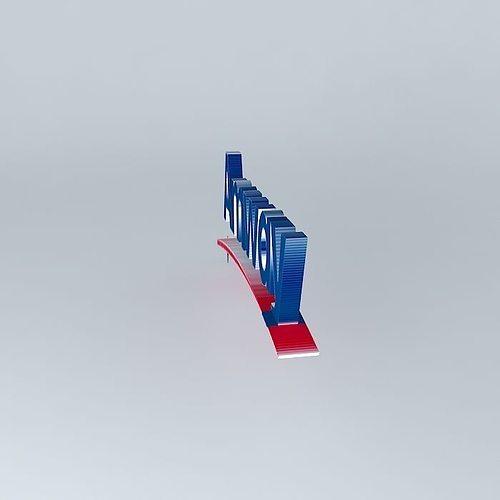 Logo De Amway Free 3d Model Max Obj 3ds Fbx Stl Skp Cgtrader Com