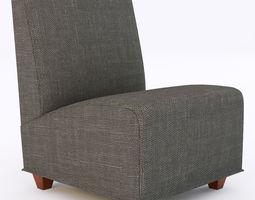 3D model Marchetti mm524 chair