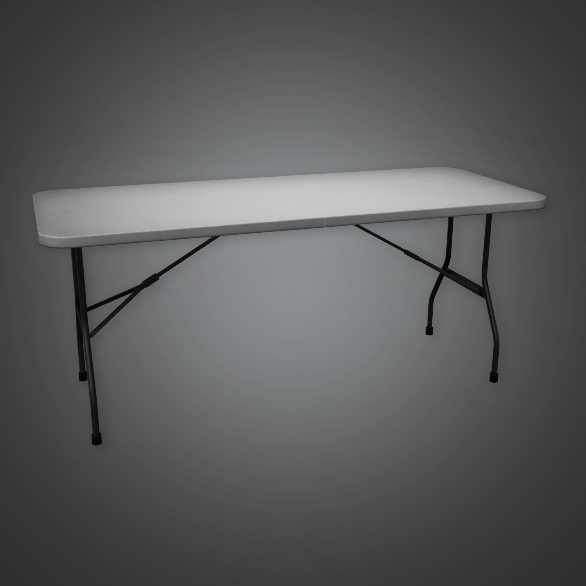 HLW - Folding Table 01 - PBR Game Ready
