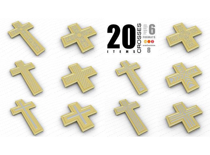 Crosses Vol 8