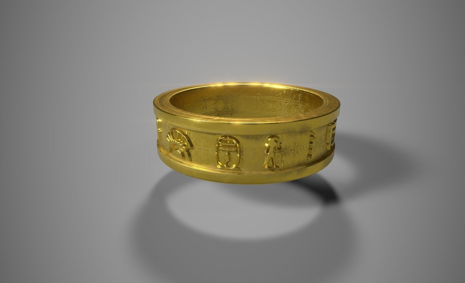 Egyptian Ring - Pharon