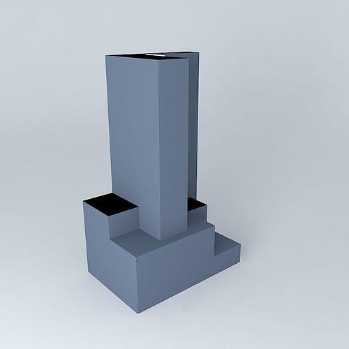 weird tower
