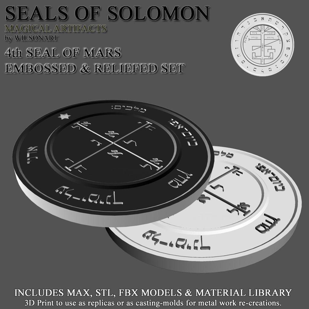 4th Seal of Mars