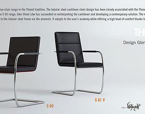 3D model thonet S60 S61v