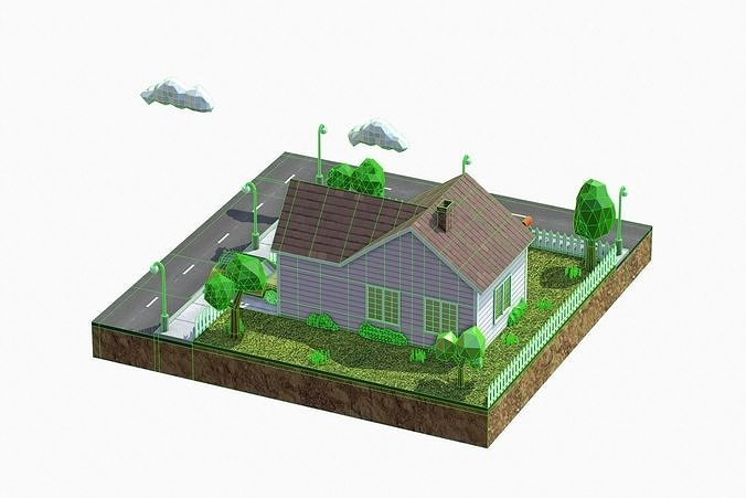 low-poly-house-v3-3d-model-low-poly-obj-